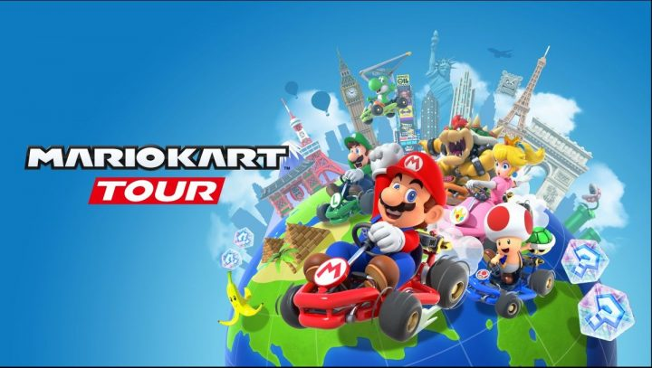 Mario Kart Tour disponibile