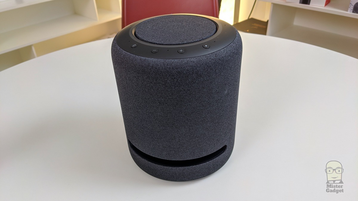 Recensione Amazon Echo Studio