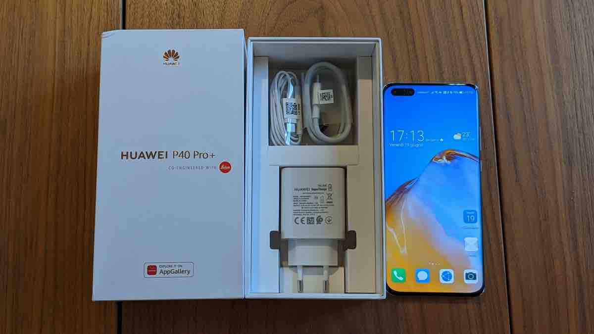 Recensione Huawei P40 Pro+