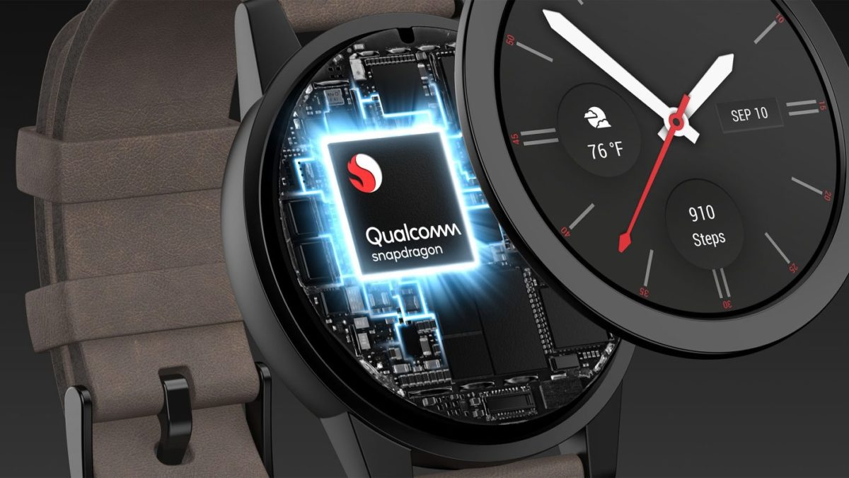 Qualcomm lancia Snapdragon Wear 4100 per indossabili