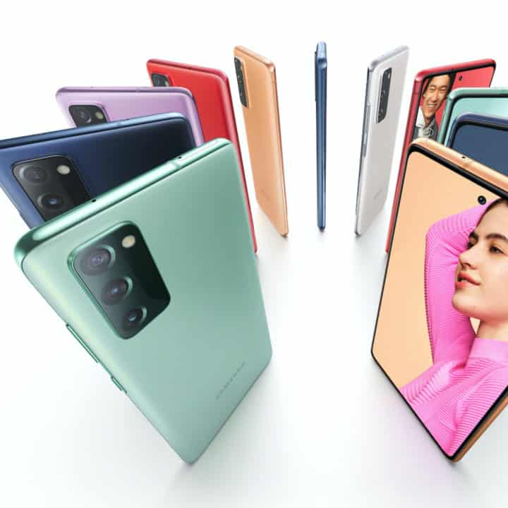 24.09 Samsung Galaxy S20 FE è il nuovo outsider! iPhone 12 il 13 ottobre?