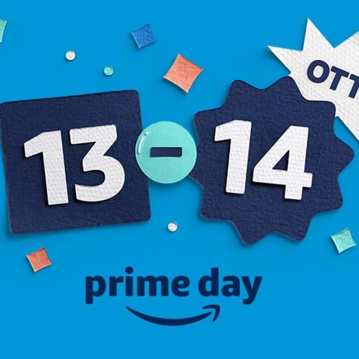 28.09 Amazon Prime Day torna il 13 e 14 ottobre